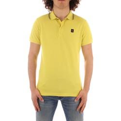textil Herr Kortärmade pikétröjor Refrigiwear PX9032-T24000 GREEN