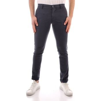 textil Herr Chinos / Carrot jeans Powell MBE100 WHITE