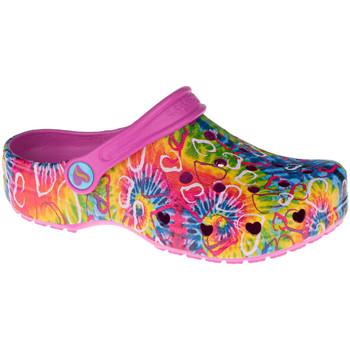 Skor Barn Träskor Skechers Heart Charmer Hyper Groove Multicolore