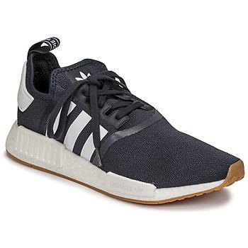Skor Sneakers adidas Originals NMD_R1 Marin / Vit