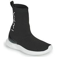 Skor Flickor Höga sneakers Karl Lagerfeld HEROS Svart