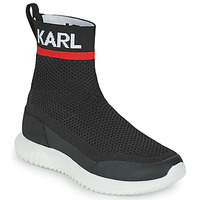 Skor Pojkar Höga sneakers Karl Lagerfeld PELINDRA Svart