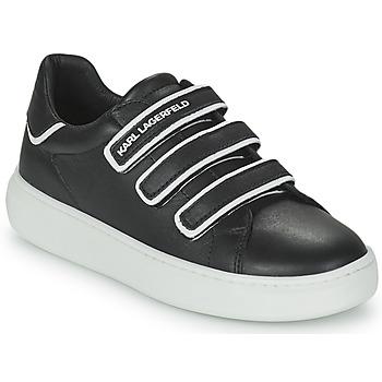 Skor Barn Sneakers Karl Lagerfeld GOLINDA Svart