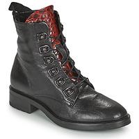 Skor Dam Boots Metamorf'Ose KARDIESSE Svart