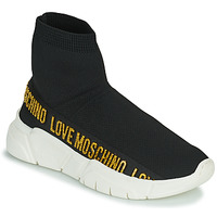 Skor Dam Höga sneakers Love Moschino JA15633G0D Svart