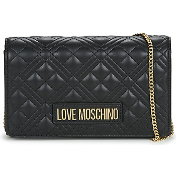 Väskor Dam Axelremsväskor Love Moschino JC4079 Svart