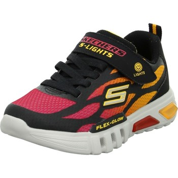 Skor Barn Sneakers Skechers Dezlo Svarta
