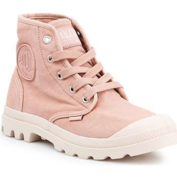 Skor Dam Höga sneakers Palladium Manufacture US Pampa HI Rosa