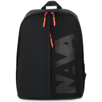 Väskor Herr Väskor Nava BLACK BEAT BACKPACK Nero
