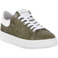 Skor Herr Sneakers Marco Ferretti SAGE LUXURY Beige