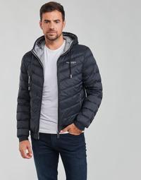 textil Herr Täckjackor Armani Exchange 8NZB53 Marin