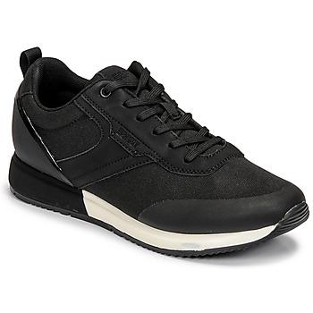 Skor Dam Sneakers Esprit HOULLILA Svart