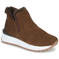 Skor Dam Höga sneakers Gioseppo JONDAL Brun