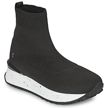 Skor Dam Höga sneakers Gioseppo ULUIK Svart