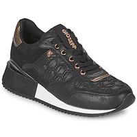 Skor Dam Sneakers Gioseppo ENGERDAL Svart