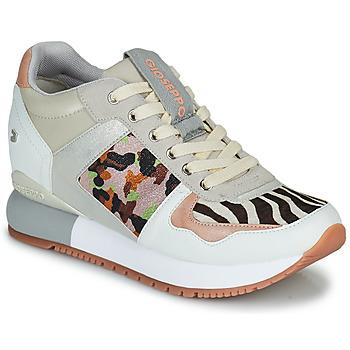 Skor Dam Sneakers Gioseppo GISKE Vit / Flerfärgad