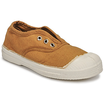 Skor Barn Sneakers Bensimon TENNIS ELLY ENFANT Gul