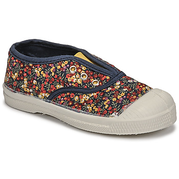 Skor Barn Sneakers Bensimon TENNIS ELLY LIBERTY ENFANT Flerfärgad