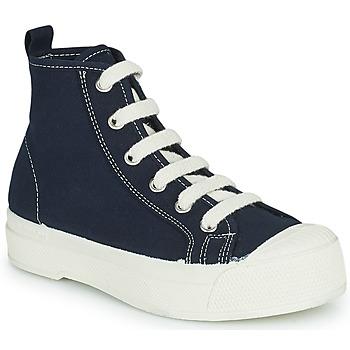 Skor Barn Höga sneakers Bensimon STELLA B79 ENFANT Blå