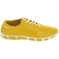 Skor Sneakers TBS Jazaru Jaune Gul