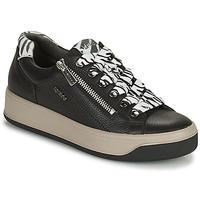 Skor Dam Sneakers IgI&CO DONNA AVA Svart