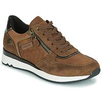 Skor Dam Sneakers Refresh 77718 Brun