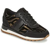 Skor Dam Sneakers Geox TABELYA Svart
