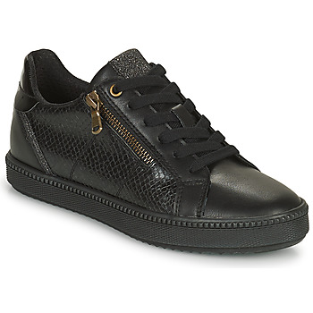 Skor Dam Sneakers Geox BLOMIEE Svart