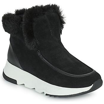 Skor Dam Boots Geox FALENA Svart