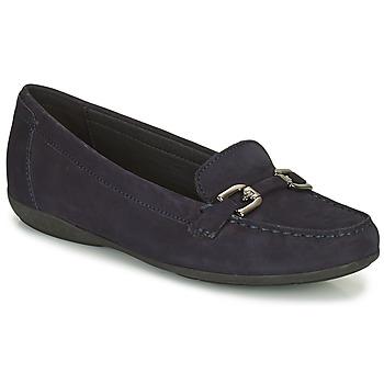 Skor Dam Loafers Geox ANNYTAH Marin