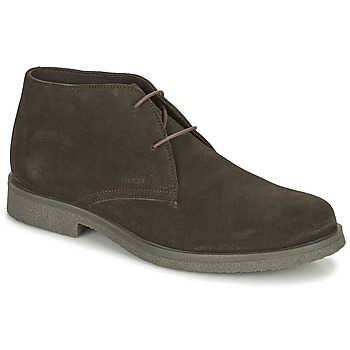 Skor Herr Boots Geox CLAUDIO Brun
