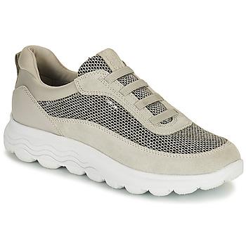Skor Dam Sneakers Geox SPHERICA Vit