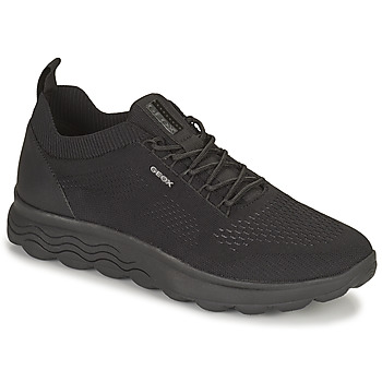 Skor Herr Sneakers Geox SPHERICA Svart