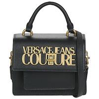 Väskor Dam Handväskor med kort rem Versace Jeans Couture FEBALO Svart