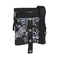 Väskor Herr Portföljer Versace Jeans Couture CHIRO Svart / Mönstrad