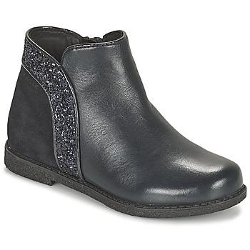 Skor Flickor Boots Geox SHAWNTEL Marin