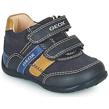 Skor Pojkar Sneakers Geox ELTHAN Marin