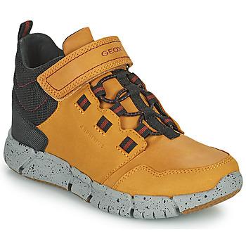 Skor Pojkar Boots Geox FLEXYPER ABX Brun