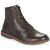 Skor Dam Boots Kickers TITI Brun