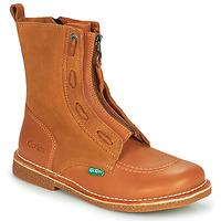 Skor Dam Boots Kickers MEETICKROCK Kamel