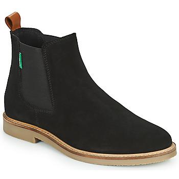 Skor Dam Boots Kickers TYGA Svart