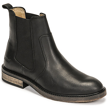 Skor Dam Boots Kickers ALPHASEA Svart