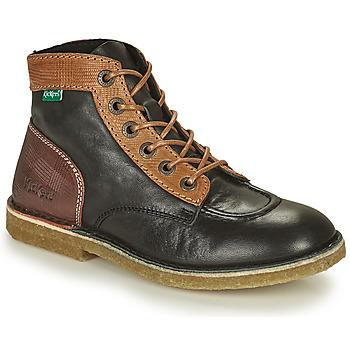 Skor Dam Boots Kickers KICK LEGEND Svart