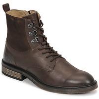 Skor Dam Boots Kickers ALPHAHOOK Brun