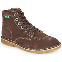 Skor Dam Boots Kickers ORILEGEND Brun