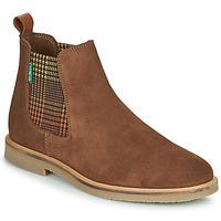 Skor Dam Boots Kickers TYGA Kamel