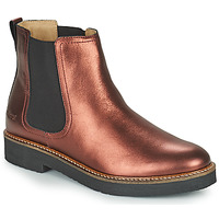 Skor Dam Boots Kickers OXFORDCHIC Violett