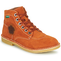 Skor Dam Boots Kickers ORILEGEND Röd