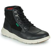 Skor Herr Boots Kickers KICKI HI 4 Svart