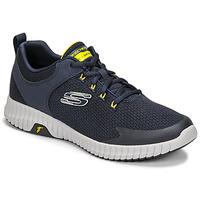 Skor Herr Sneakers Skechers ELITE FLEX PRIME Marin / Gul